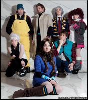 Katsucon - 999 Cosplay Group by hexterah