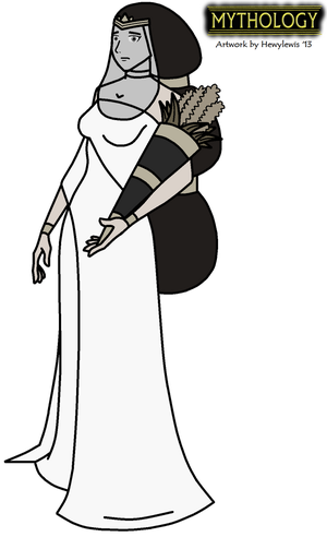 Mythology - Demeter (Winter Robes)