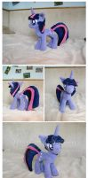 Twilight Sparkle by Spark-Strudel