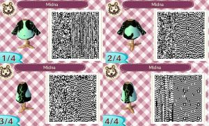 Midna Design QR code by shmad380