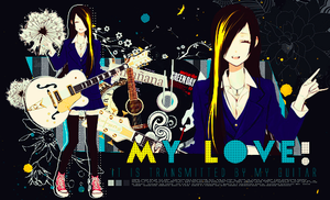 Firma: My Love by jazyuzumaki