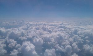 In the sky by xDorchester