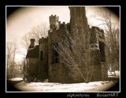 Squire's Castle V by slipknotcrow