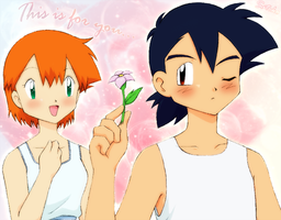 Spring Present for Misty by LauraPaladiknight