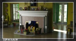 Me and Emma's Housee ( when she marries me :p ) by LiGhT-tHe-DaRk-88