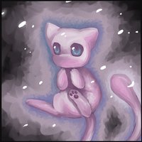Mew by miri-kun