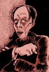 Lon Chaney by RossRadiation