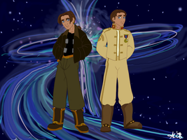 Treasure Planet-- Jim Hawkins by Golden-Flute