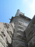 Compton Heights Water Tower detail by TSofian