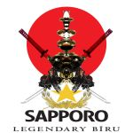 Sapporo helmet with swords by real-tv
