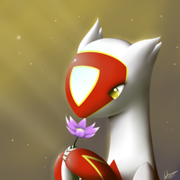 Floras the Latias by Lekisceon