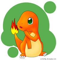 Charmander by Isi-Daddy