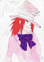 mad hatter axel by kimmyragefire