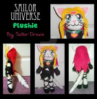 Plushie: Sailor Universe by SailorDream