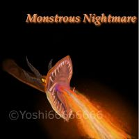 HTTYD-Nightmare's flame by Yoshi66666666