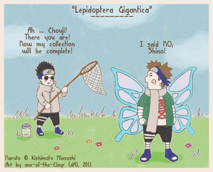- Lepidoptera Gigantica - by one-of-the-Clayr