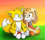Tails and Cream by menta-RR-66
