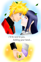 Holding your hand... by GamblingFoxinaHat