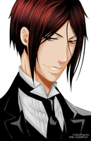 Sebastian Michaelis by willy-goldfinch