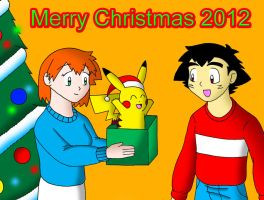 Merry Christmas 2012 by streetgals9000