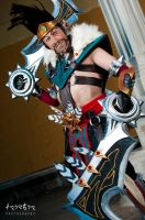 Draven - the Glorious Executioner by TornadoSugus