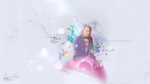 Dianna Agron wallpaper by S-im