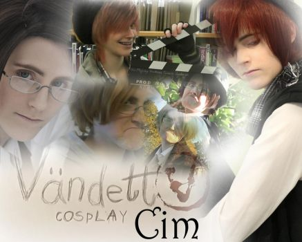 VandettA Cosplay - Cim Collage by KiGiMiTo