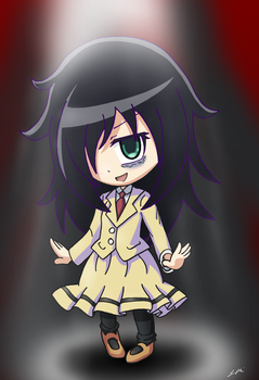 Watamote 2 by kashikoma