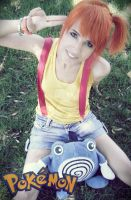Misty Pokemon Cosplay III by LauraNikoPhantomhive