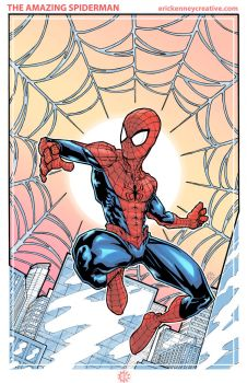 The Amazing Spider-Man by EricKenney