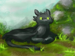 Another Toothless by RisingSunfish