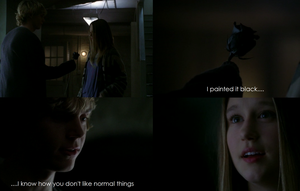 AHS: I know how you don't like normal things... by mittensandpoppy