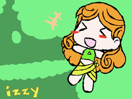 TDI: Izzy by ShinokaMyuh