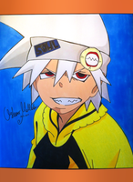 Soul Eater: Soul Evans by Oskar-Draws