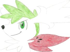 Shaymin by hellogoodbye1121