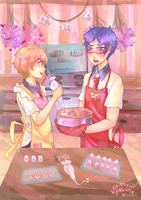Baking Party by Kyiasune