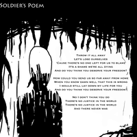 Soldier's Poem by MisterRawgers