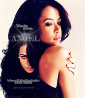 in memory of aaliyah by lorayne