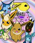Eeveelutions: Your Only Choice by Inoune