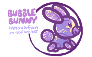 Bubble Bunny 4 by lnnovation
