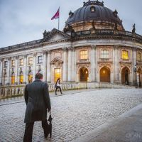Bode museum by sican