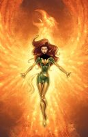 Rich's Phoenix by DStPierre