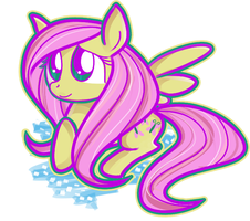 Flutter by ecokitty