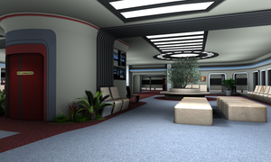 Deck 7 Lobby: Finished by SixU