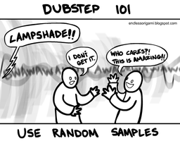 Dubstep 101 by endlessorigami