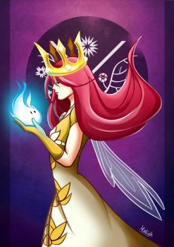 Child of Light: Aurora by Kisetsukaze