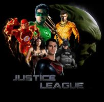 JLA Poster 3 by batmanadik05