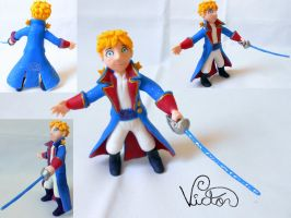 Le Petit Prince by VictorCustomizer