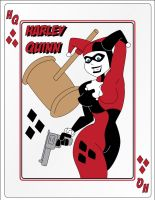 Harley Quinn by GR-Tracker