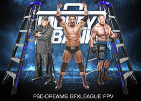 PSDDreams GFXLeague Presents : Money In The Bank by TheElectrifyingOneHD